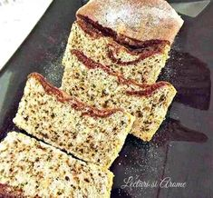 Chec din albusuri si nuca - Lecturi si Arome Fries, French Toast, Low Carb, Cooking Recipes, Sweets, Bread, Homemade, Breakfast, Desserts