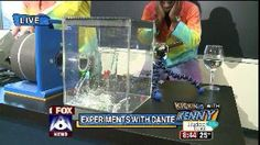'Shattering' Science Center Experience