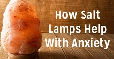 Ever heard of a Himalayan salt lamp? In a world overrun with stress and anxiety, these uncomplicated, natural household objects are making in impact on society in a big way. report this ad Everything around us emits ions, both positive and negative. Do you notice how being outdoors or camping can give you more energy …