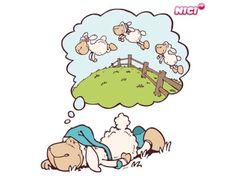 NICI: Jolly Sleepy:)
