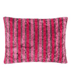 Helmsley Magenta Throw Pillow by Designers Guild