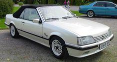 Keinath-Opel Monza Cabriolet, 1984
