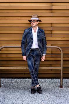 Street Style Pitti Uomo Giugno 2017 - Il blog del Marchese