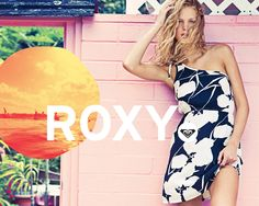 Roxy cover up I love it