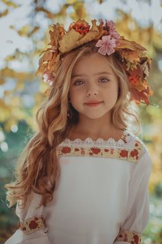 What a pretty little girl