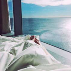 If I could wake up to this view, I could be a morning person