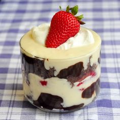 Neapolitan Trifle Rock Recipes  posted on-The Best Food & Photos from my St. John's, Newfoundland Kitchen