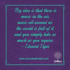 """Join our email list and receive a gift of a 60 min. MP3 of """"Woodland Song"""". Give your day some ahhhh... www.soundwellness.com From Sharon Carne #WUVIP"""