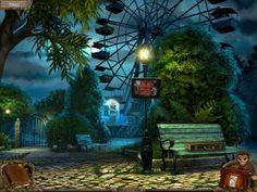 Weird Park O Disco Quebrado - screenshot do jogo 2 #jogo #jogos