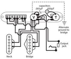 standard tele wiring diagram telecaster build guitar telecaster guitar fender telecaster. Black Bedroom Furniture Sets. Home Design Ideas