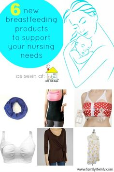 98c836e4b9 New from these 6 products are designed to support mom and baby on their  breastfeeding journey!