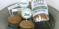 14 Ways To Celebrate The EverImportant National Zucchini Bread Day - The other day, we here at HuffPost Taste were talking about how ridiculous it is that April 25 is National Zucchini Bread Day. I mean, who needs a national holiday for zucchini