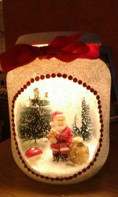 Kerstpotjes