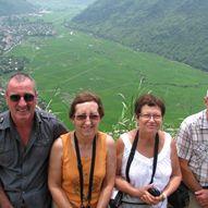 Groupe Rolland venant de Toulouse http://voyagesviet.com/voyages-les-plus-preferes-au-vietnam/