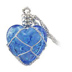 FM42 Glow in the Dark Blue Heart Pendant Necklace, Glow Green Light GN2001 FM42 http://www.amazon.com/dp/B014F9BJIS/ref=cm_sw_r_pi_dp_-o5Zwb0Q6E4RZ