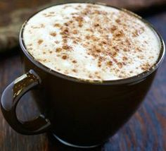 Skip Starbucks!  Pumpkin Spice Latte in the Crockpot is MUCH easier and cheaper!