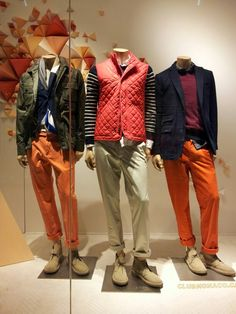 Windowdressing | Club Monaco