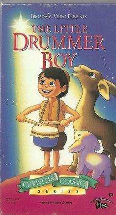Christmas Classics, Kids Christmas, Christmas Cookies, The Little Drummer Boy, Little Boys, June Foray, Movies For Boys, Snow Fairy