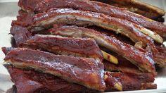http://atvnetworks.com/ Costillas de Cerdo al Horno con Salsa de Barbacoa