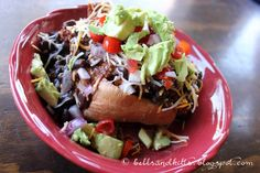 Texas Tales: The Best Loaded Sweet Potato Recipe Ever