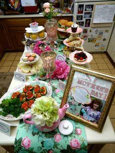 I'm sharing all my tips, tricks, recipes, and crafts that I made for this tea party that I threw for my mom on Mother's day! It would be a perfect theme for a bridal shower, baby shower, or birthday!
