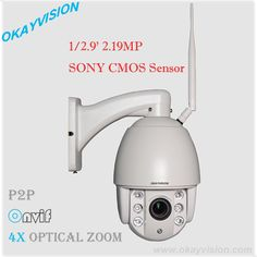 128.14$  Buy now - http://aliod4.worldwells.pw/go.php?t=32621425482 - NEW Low Illumination WIFI 1080p SONY Sensor full hd p2p and outdoor & indoor Pan/Tilt Zoom PTZ 4X optical Zoom ip ptz camera 128.14$
