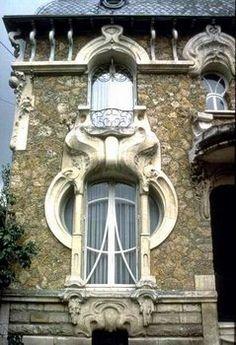Orleans - Art - Nouveau architecture