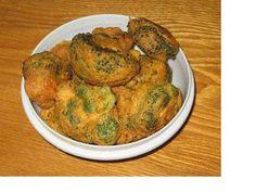 Indian Recipes - Broccoli Bajji