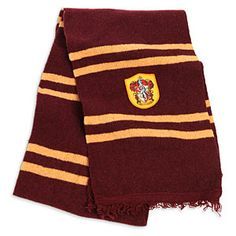 Harry Potter House Scarves | ThinkGeek
