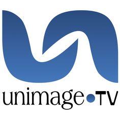 2ème version du logo unimage.tv