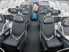 How to fly American's best business-class seats domestically - The Points Guy