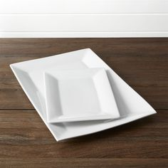 """Rectangle 18.25""""x12.5"""" Platter 