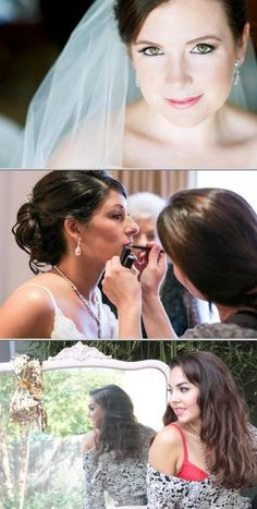 Have a glamorous makeup looks with the help of Danielle Gamarello. This professional offers quality hair and makeup services. Check her out today.