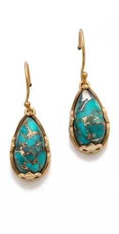 push BY PUSHMATAaHA Monarch Earrings | SHOPBOP