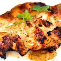 mustard lime grilled chicken
