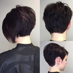 Styl Asymmetrical-Bob-Short-Hair Best Short Bob Haircuts for Women Another way to find wedding favor Bob Haircuts For Women, Short Bob Haircuts, Short Hair Cuts For Women, Short Hairstyles For Women, Short Hair Styles, Haircut Bob, Haircut Short, Hairstyle Short, Short Asymmetrical Hairstyles