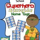 Back to School time is here! Introduce your new students to your classroom and to each other with these super-cute nametags! Your students will be ...