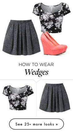 """Untitled #1078"" by south-paw on Polyvore featuring LE3NO and Wood Wood"