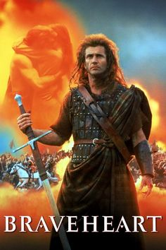 Enraged at the slaughter of Murron, his new bride and childhood love, legendary Scottish warrior William Wallace slays a platoon of the local English lord's soldiers. This leads the village to revolt and, eventually, the entire country to rise up against English rule.