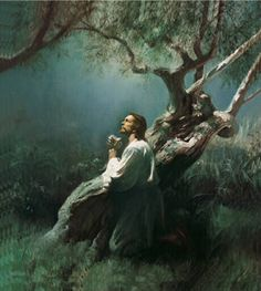 beautiful paintings of Jesus | When we accept Jesus Christ's help we can feel peace in this life ...