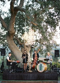 Live music: http://www.stylemepretty.com/2016/02/22/30-must-haves-to-plan-the-ultimate-cool-girl-wedding/