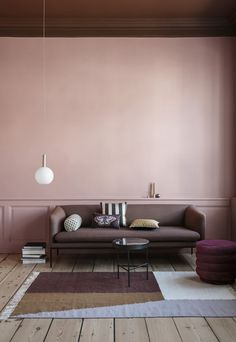 Earthy pinks and reds   Interior-design trends for 2018   These Four Walls blog