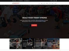 Bodyfit – Tema Gratis WordPress Wordpress Template, Lorem Ipsum, Personal Trainer, Templates, Blog, Stencils, Vorlage, Blogging, Models