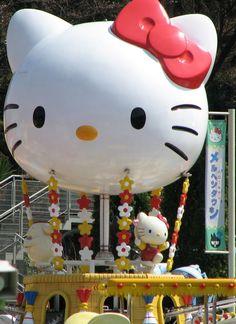 Visit Hello Kitty and the Sanrio Family at Puroland Japan (Japan's Version of Disneyland)