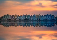 Cool architecture in Houten, Holland :-)