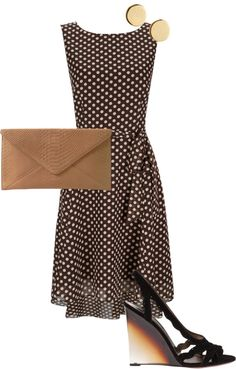"""""""dots"""" by settingmoon on Polyvore"""