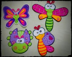 las 25 mejores ideas sobre ni 241 os en foami en flores en foami flores en foamy y Foam Crafts, Crafts To Make, Crafts For Kids, Arts And Crafts, Paper Crafts, Diy Crafts, Art Projects, Projects To Try, Tole Painting