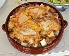 Tartiflette, tradición gastronómica de los Alpes franceses