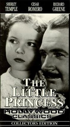 The Little Princess - Shirley Temple Black