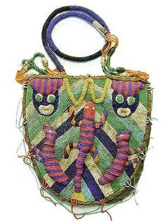 Yoruba Ifa Diviner's bag